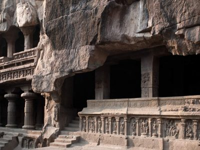 Ellora-Caves-Kailash-Temple