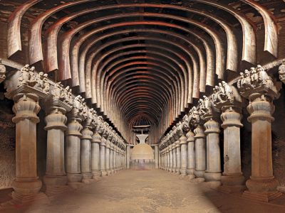 karla-caves - chaitya Hall (2)