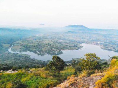 trekking-at-makalidurga-2
