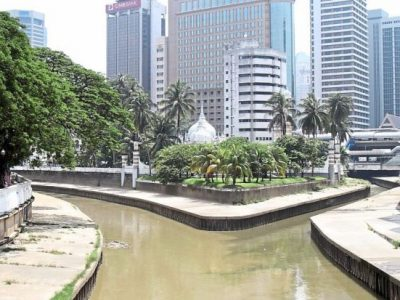 New Klang River