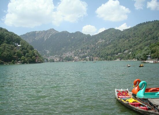 naini-lake